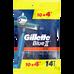 Gillette_Blue II Plus_maszynki do golenia męskie, 10+4 szt./1 opak._1