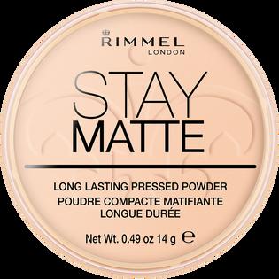 Rimmel_Stay Matte_matujący puder warm beige 006, 14 g_1