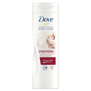 Dove_Nourishing Body Care Intensive_balsam do ciała do skóry bardzo suchej, 400 ml