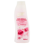 Luksja Creamy Rose Petals & Milk Proteins