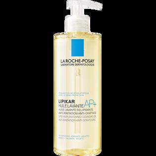 La Roche-Posay_Lipikar_olejek myjący do ciała przeciw podrażnieniom skóry, 400 ml