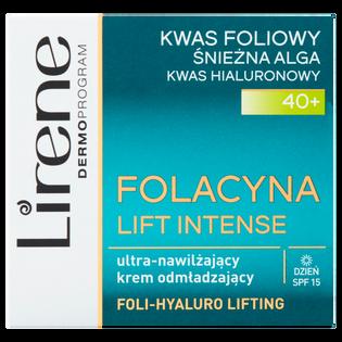 Lirene_Folacyna Lift Intense_krem nawilżający do twarzy na dzień, 50 ml