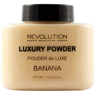 Revolution Makeup_Luxury Powder_puder sypki bananowy do twarzy, 42 g_1