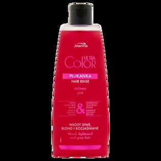 Joanna_Ultra Color System_płukanka do włosów różowa, 150 ml