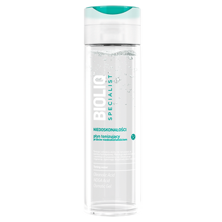 Bioliq_Specialist_płyn tonizujący przeciw niedoskonałościom, 200 ml