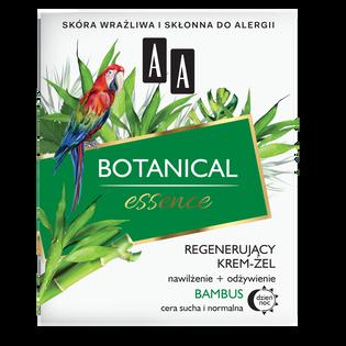 AA_Botanical Essence_regenerujący krem-żel do twarzy, 50 ml