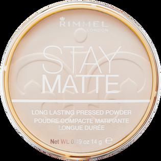 Rimmel_Stay Matte_puder prasowany do twarzy 001, 14 g_1