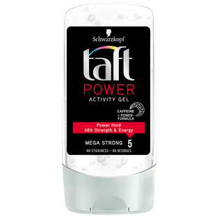 Taft_Power Activity_żel do włosów, 150 ml