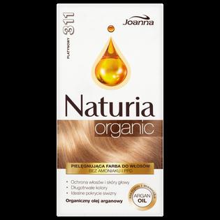 Joanna_Naturia Organic_farba do włosów 311 platynowy, 1 opak.