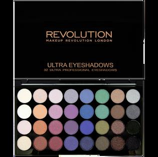 Revolution Makeup_Ultra_paleta cieni do powiek, 16 g_1