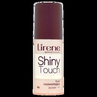 Lirene_Shiny Touch 16h_podkład do twarzy beżowy 107, 30 ml