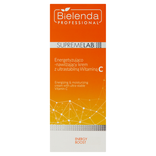 Bielenda Professional_energetyzująco-nawilżający krem z ultrastabilną witaminą C, 50 ml_2