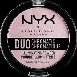 Nyx_Duo Chromatic_rozświetlacz do twarzy lavender steel, 7,2 g_1