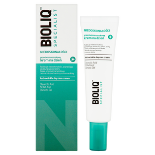 Bioliq_Specialist_krem przeciwzmarszczkowy niwelujący niedoskonałości na dzień, 30 ml