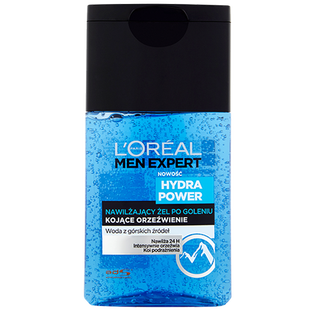 Loreal Paris Men Expert_Hydra Power_żel po goleniu, 120 ml