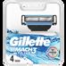Gillette_Mach3 Start_wkłady do maszynki do golenia, 4 szt./1 opak._1