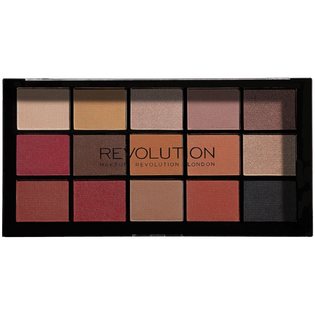Revolution Makeup_Re-loaded Iconic Vitality_paleta cieni do powiek, 16,5 g