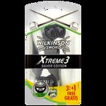 Wilkinson Xtreme3 Silver Edition