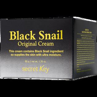 Secret Key_Orginal_nawilżająco-wygładzający krem do twarzy z filtratem z czarnego ślimaka, 50 g_2