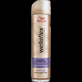 Wella_Wellaflex Fullness For Thin Hair_lakier do włosów cienkich, 250 ml