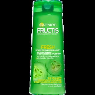 Garnier Fructis_Stay Fresh_szampon wzmacniający do włosów przetłuszczających się, z suchymi końcówkami, 400 ml