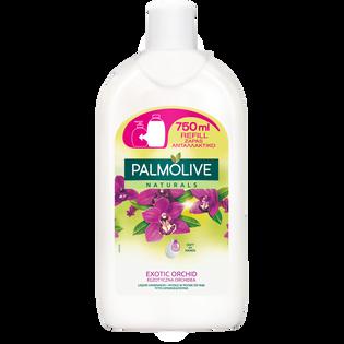 Palmolive_Naturals Milk & Orchid_zapas mydła w płynie do rąk, 750 ml