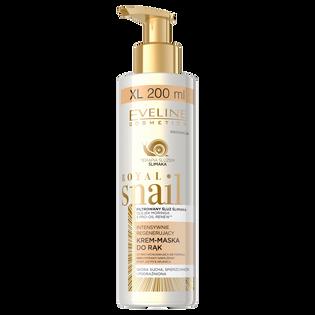 Eveline Cosmetics_Royal Snail_intensywnie regenerujący krem-maska do rąk, 200 ml