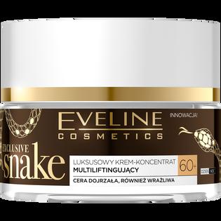 Eveline_Exclusive Snake_luksusowy krem-koncentrat do twarzy multiliftingujący na dzień i noc 60+, 50 ml_1