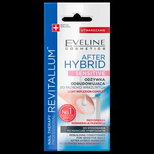 Eveline Cosmetics_Nail Therapy Professional Revitallum After Hybrid Sensitive_odbudowująca odżywka do paznokci, 12 ml_2