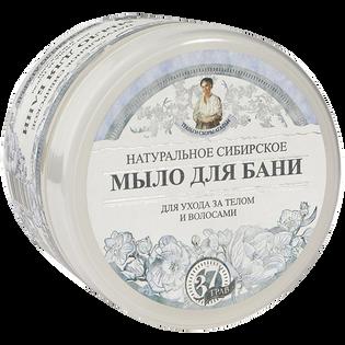Babuszka Agafia_nawilżające białe mydło do mycia ciała i włosów, 500 ml