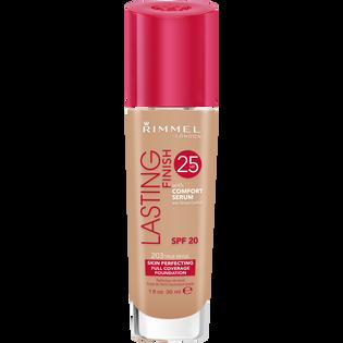 Rimmel_Lasting Finish 25H_podkład z serum pielęgnacyjnym true beige 203, 30 ml_1