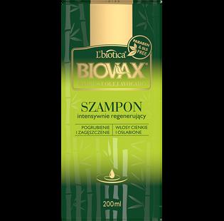L'Biotica_Biovax_pogrubiający i zagęszczający szampon do włosów z bambusem i olejkiem z awokado, 200 ml_2