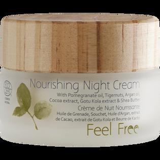 Feel Free_Odżywianie_naturalny krem do twarzy na noc, 50 ml