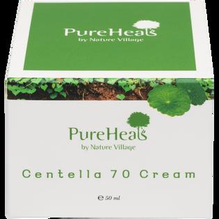 Pureheals_Centella 70 Cream_łagodzący krem do twarzy z wąkrotą azjatycką 70%, 50 ml_2