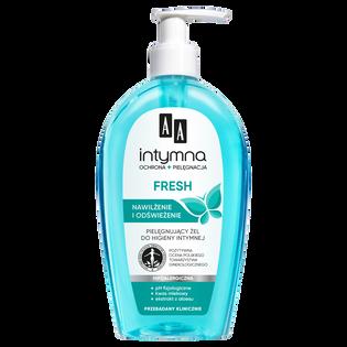 AA_Intymna_żel do higieny intymnej dozownik, 300 ml