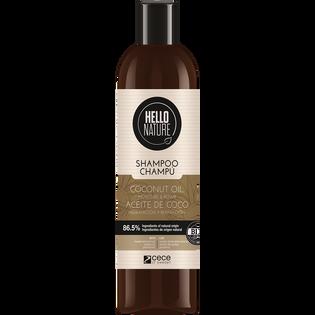 Hello Nature_Olej kokosowy_naturalny szampon do włosów, 300 ml
