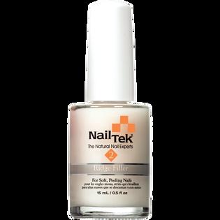 Nail Tek_Ridge Filler_wygładzająca odżywka podkładowa do paznokci miękkich, 15 ml_1