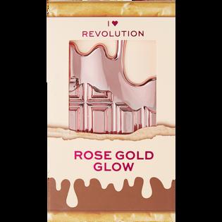 Revolution Makeup_by Wersow_zestaw: paleta cieni do powiek, 1 szt. + paleta rozświetlaczy, 1 szt., róż, 1 szt. + pomadka w płynie do ust nude, 1 szt. + baza rozświetlająca, 1 szt._5