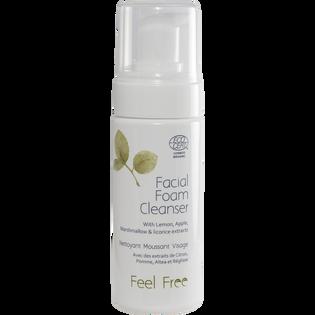 Feel Free_pianka oczyszczająca do twarzy, 150 ml