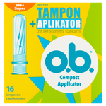 O.B. Compact Applicator Super
