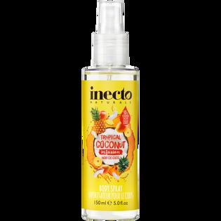 Inecto_Tropical Coconut_spray do ciała, 150 ml