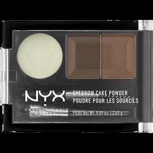 Nyx_Eyebrow Cake_puder do brwi brunette, 2,65 g_1