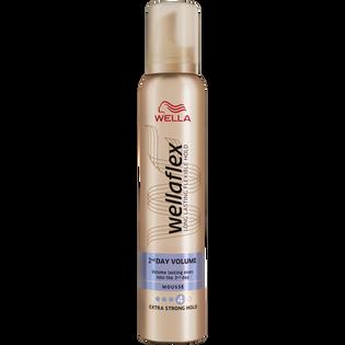 Wella_Wellaflex 2nd Day Volume_pianka do włosów zwiększająca objętość, 200 ml