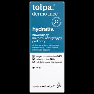 Tołpa_Dermo Face Hydrativ_krem-żel pod oczy o działaniu nawilżającym i odprężającym, 10 ml
