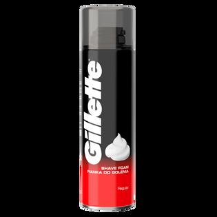 Gillette_Classic Regular_pianka do golenia do skóry normalnej dla mężczyzn, 200 ml