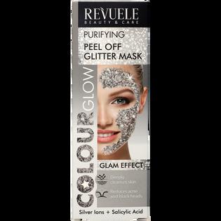 Revuele_Colour Glow_oczyszczająca maska do twarzy peel off, 80 ml_2