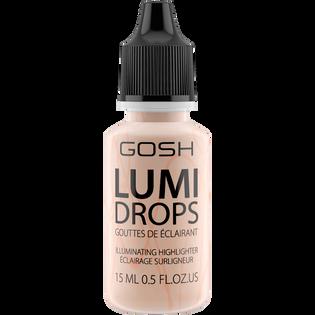 Gosh_Lumi Drops_rozświetlacz w płynie vanilla 002, 15 ml_1