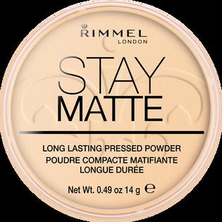 Rimmel_Stay Matte_matujący puder transparent 001, 14 g_1