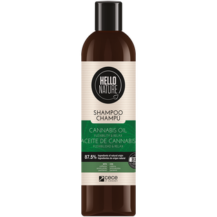 Hello Nature_Cannabis Oil_szampon do włosów, 300 ml