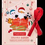 Purederm Świąteczny Album Zwierzaki